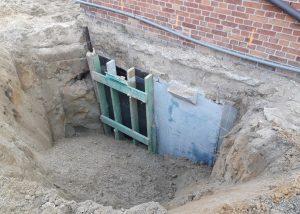 Renovatie en ondergieten woning
