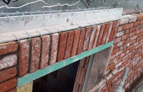 Gevelsmetselwerk en dakwerken Gruitrode